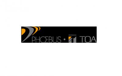 New exclusive distributor : Phoebus – TOA Italy